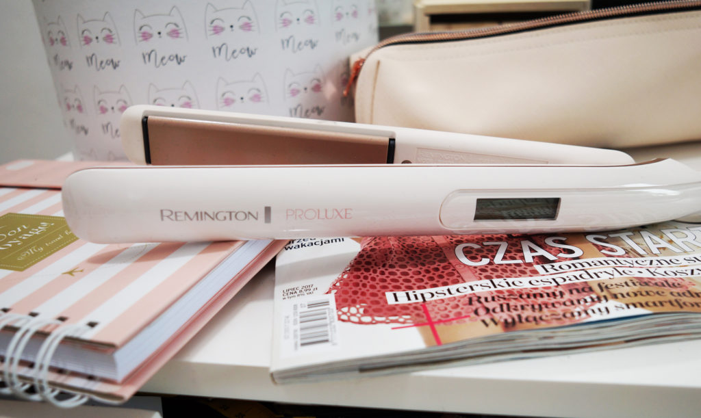 prostownia remington pro luxe opis