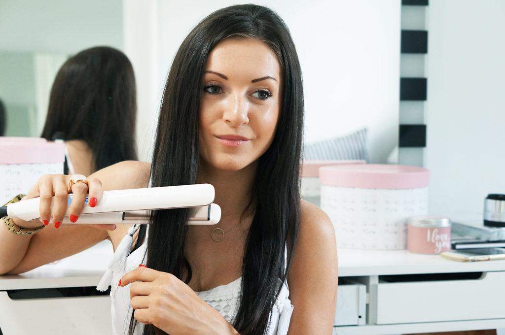 prostownica do włosów remington pro luxe