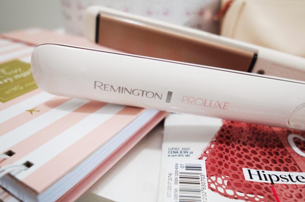 remington pro luxe recenzja