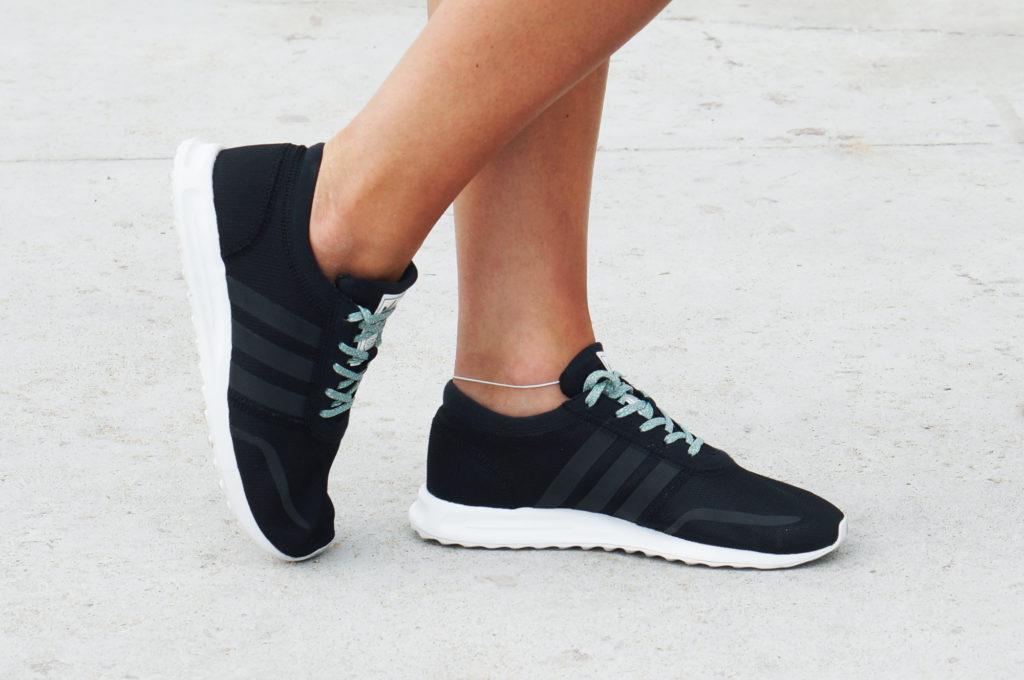 buty adidas czarne do biegania