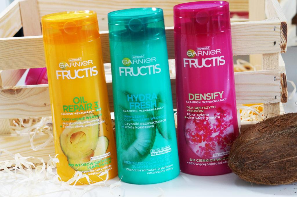 fructis szampony