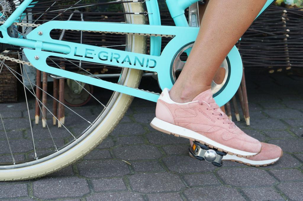 miętowy rower miejski