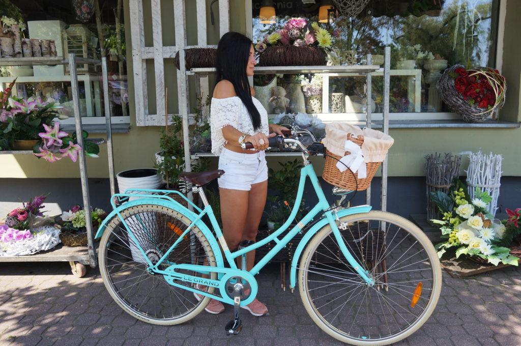 miętowy rower virginia 5