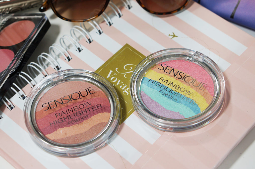 sensique rainbow highlighter