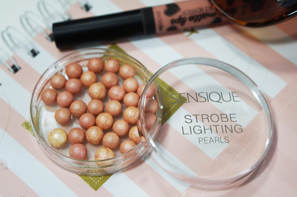 sensique strobe lighthing