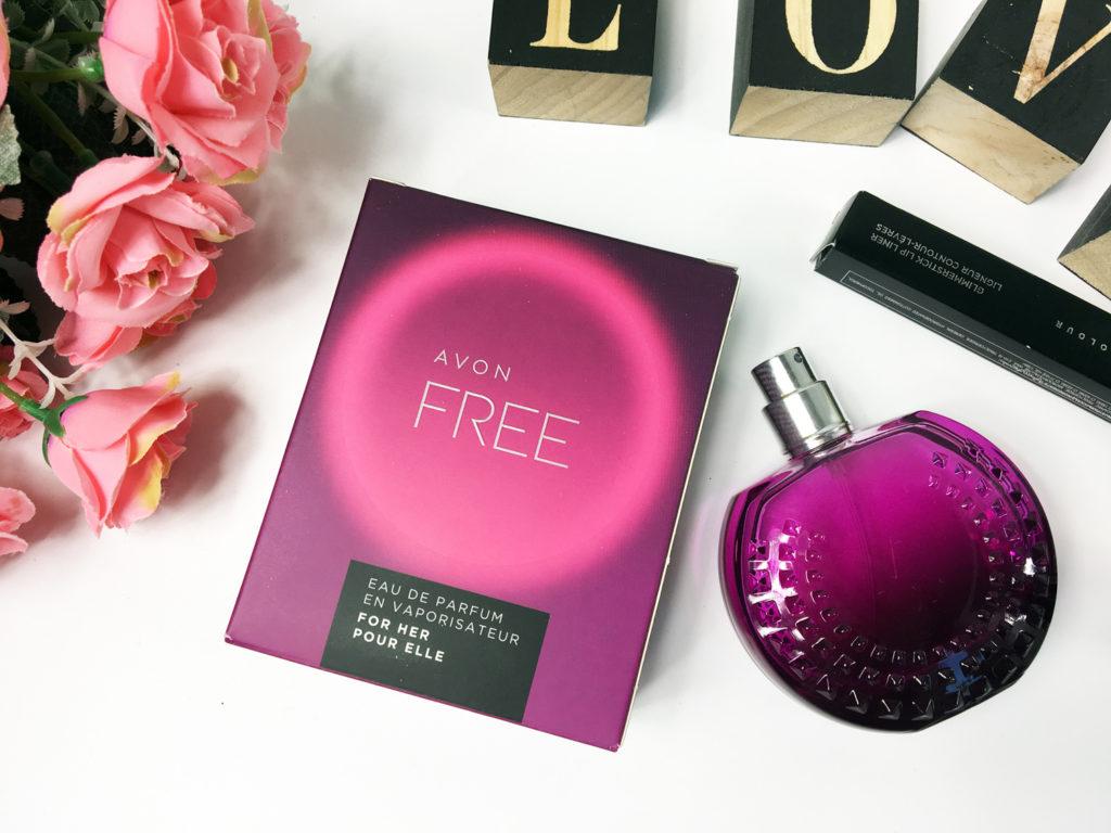 avon free perfum