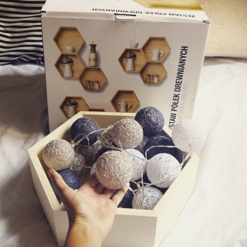 cotton ballsy biedronka