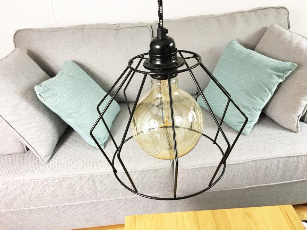 lampa klatka