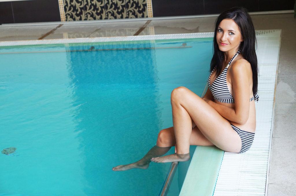 mazury hotel z basenem