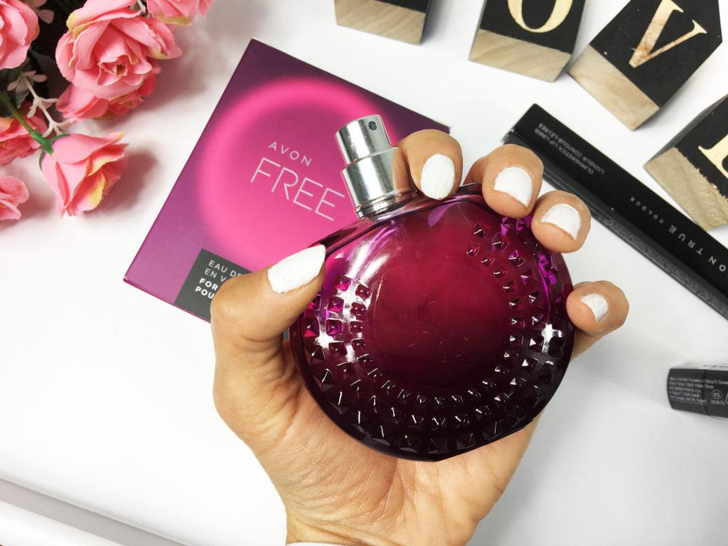 perfumy avon free