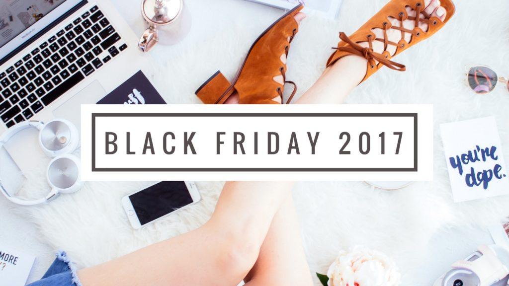 Black Friday 2017 promocje
