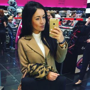 Relacja: makijażowe trendy na Sephora Trend Report jesień 2017