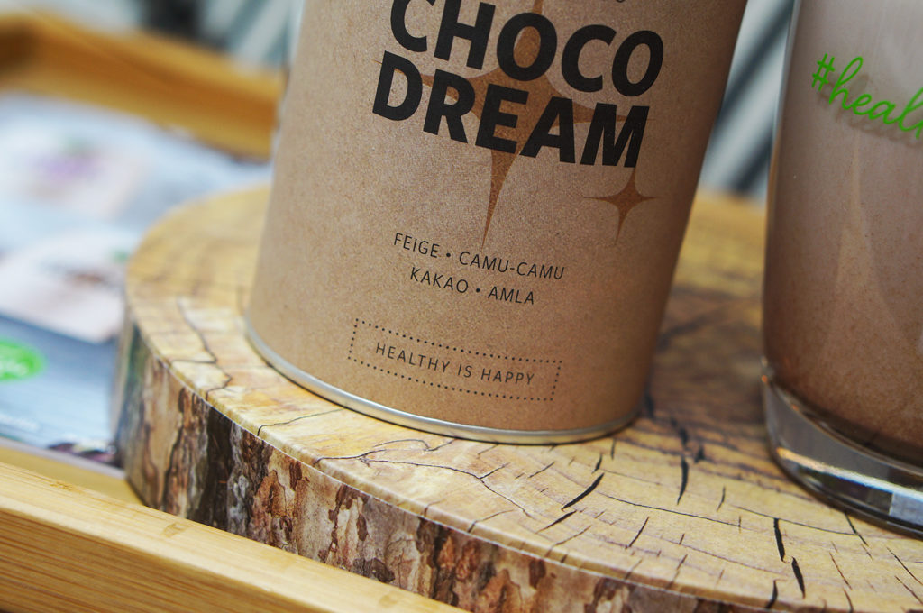 choco dream natural mojo skład