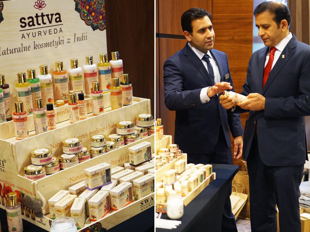 sattva kosmetyki indyjskie