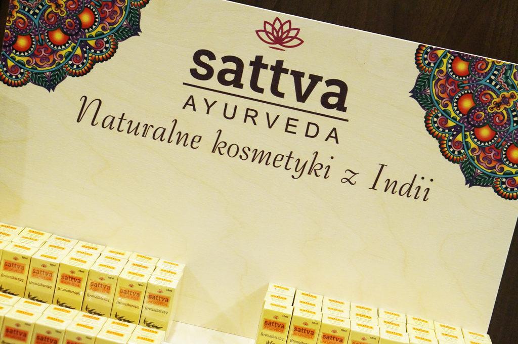 sattva naturalne kosmetyki z indii