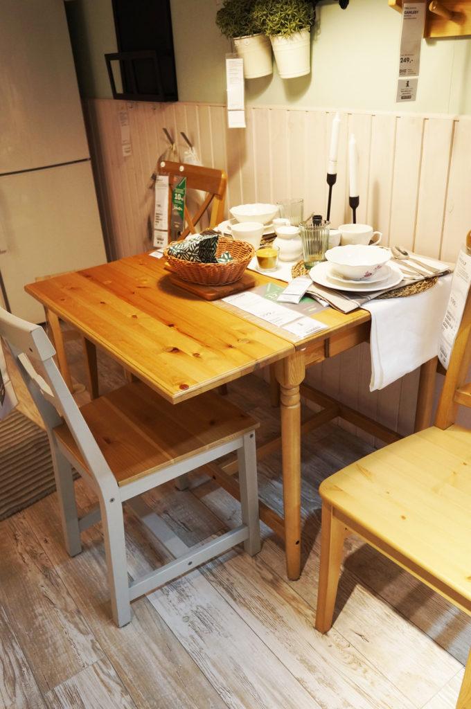 ikea stół i krzesła