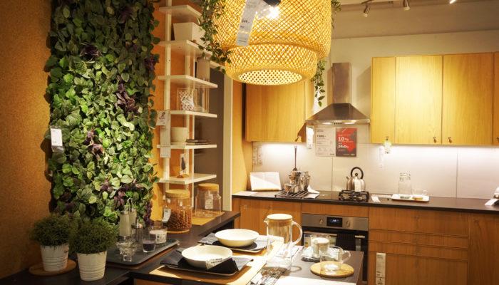 kuchnia ikea jak urządzić