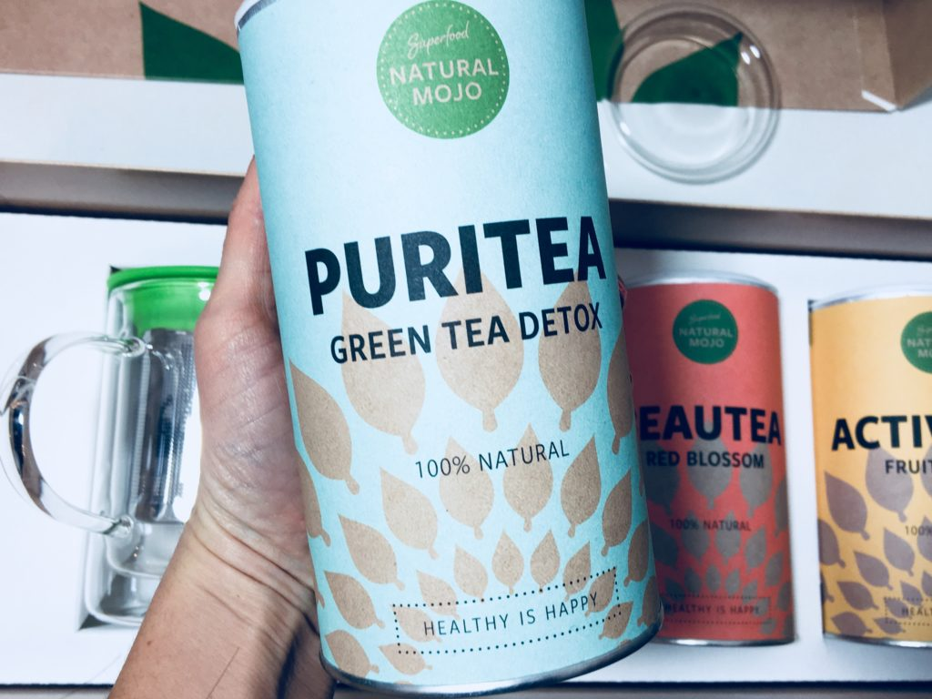puritea natural mojo