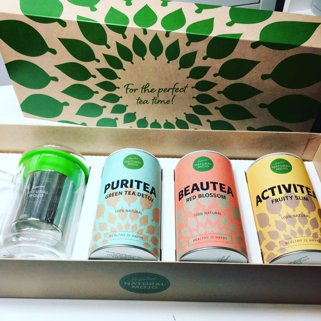 zestaw herbat natural mojo