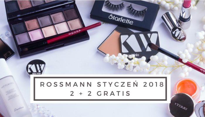 promocja rossmann styczeń 2018