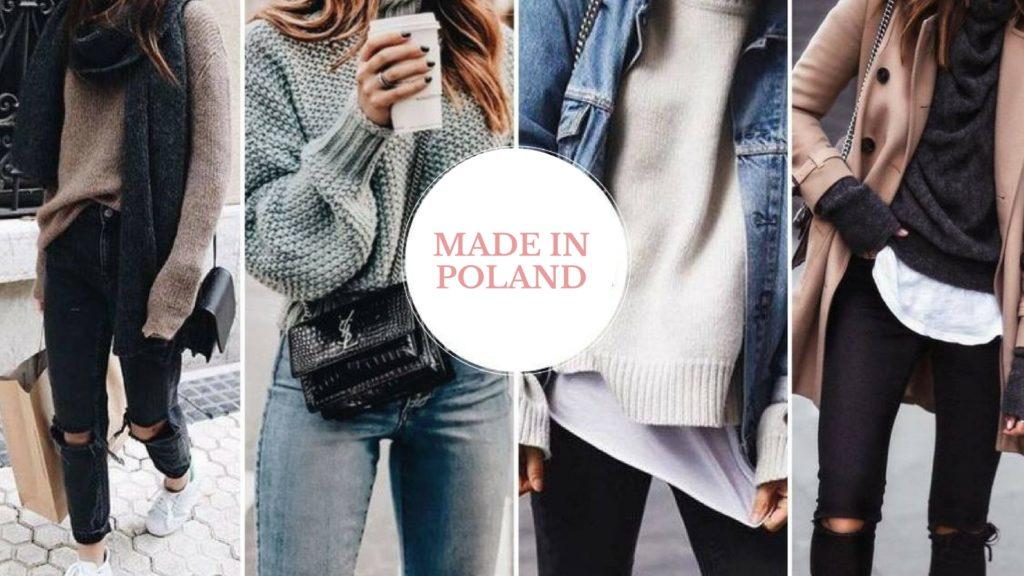 gdzie kupic ubrania od polskich producentow
