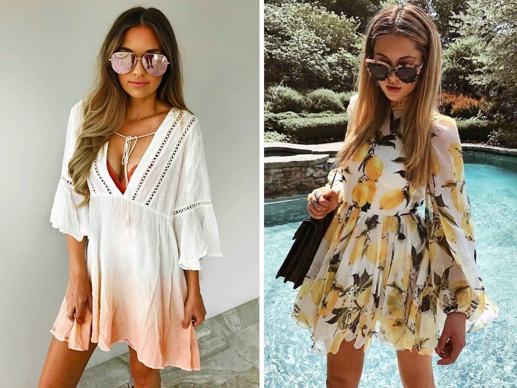 3db6e928bf Sukienki letnie plażowe trendy 2018  GALERIA  - musthavefashion.pl