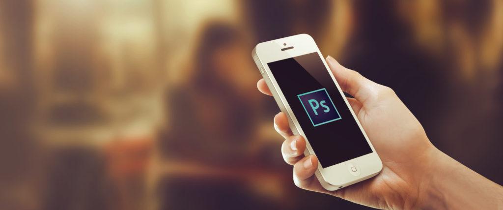 adobe photoshop na smartfona