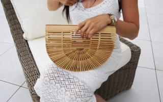 torebka bambusowa gaia