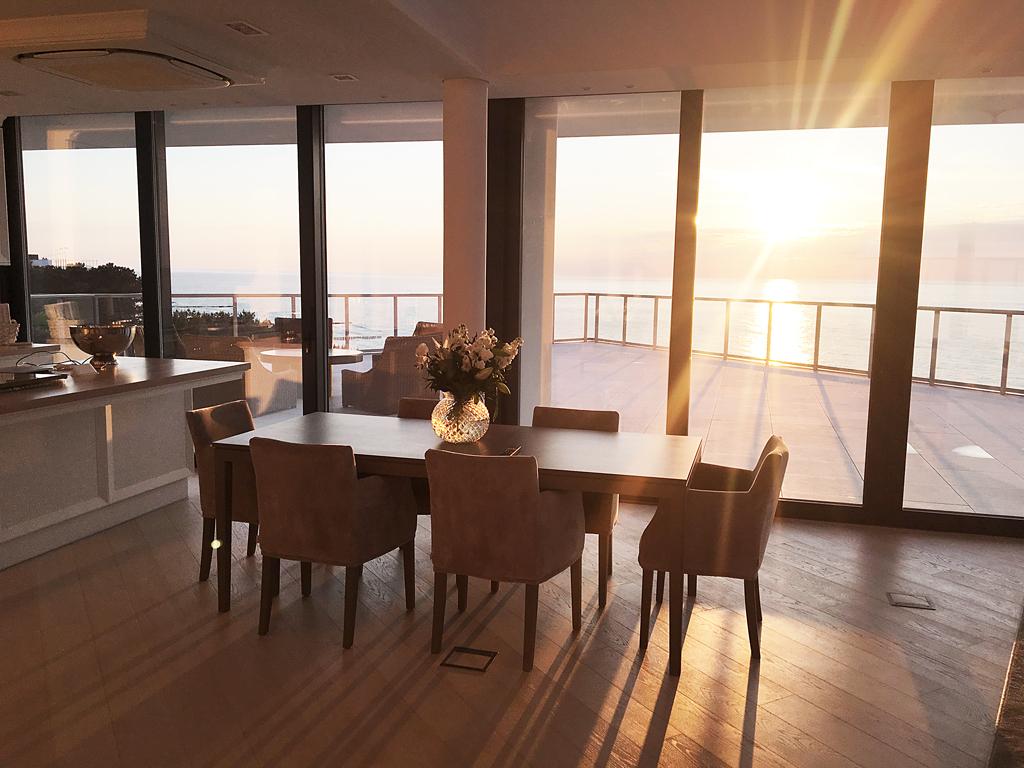 penthouse nad morzem