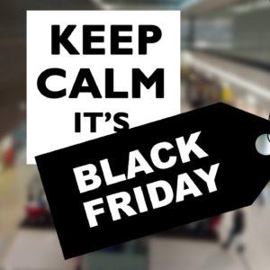 Black Friday 2018 w Polsce – lista sklepów, które biorą udział!