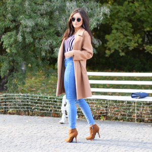 Elegancki czy pikowany – który płaszcz wybrać na jesień 2018?