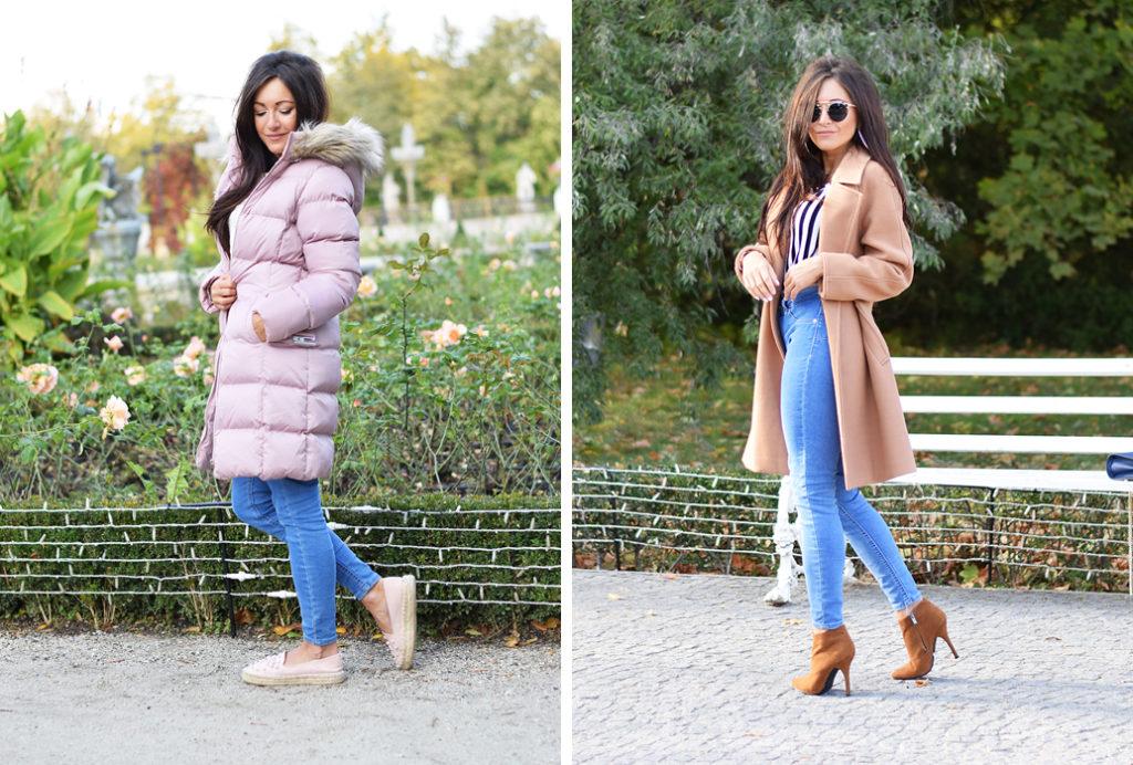 plaszcz i kurtki na jesien 2018