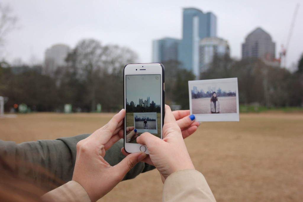 jak zrobić oryginalne zdjęcie z podróży