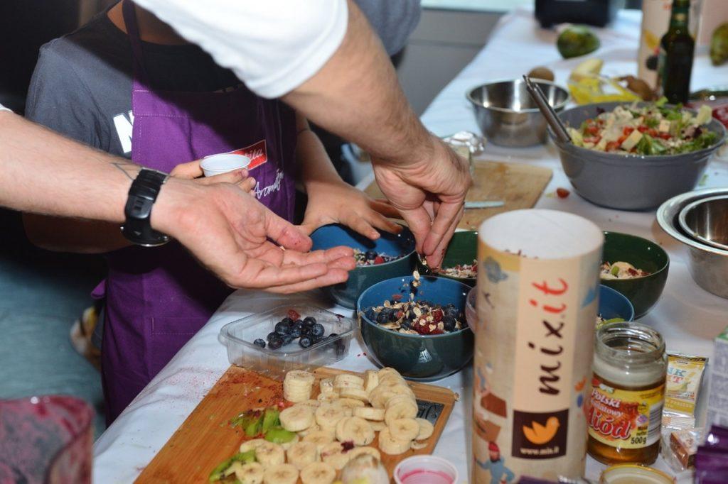 warsztaty kulinarne warszawa