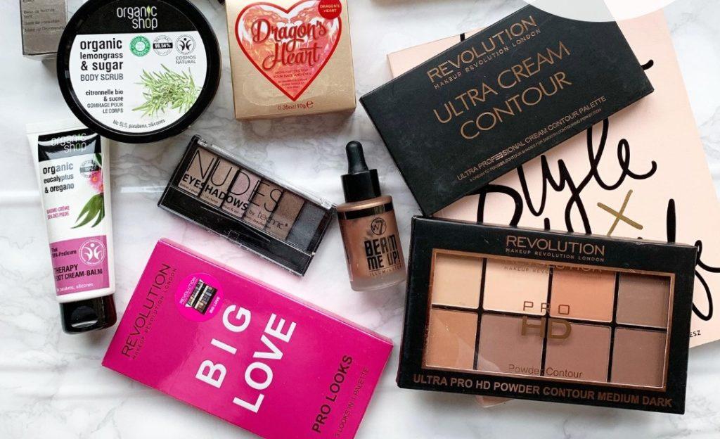 konkurs kosmetyczny na instagramie