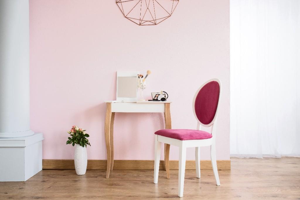Toaletka LILLO dusky pink