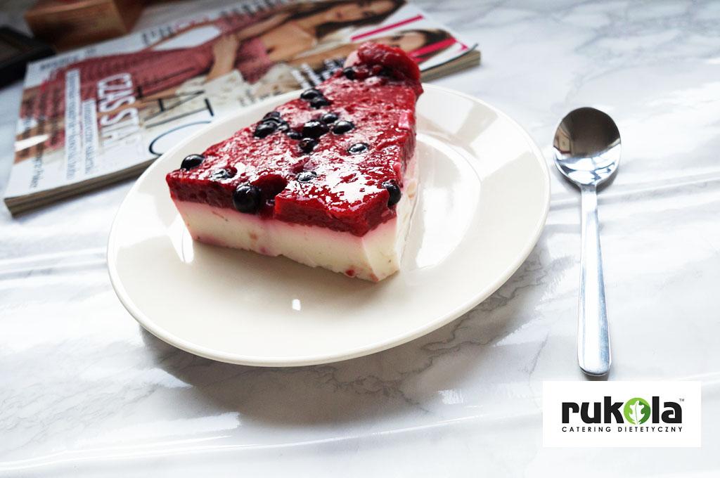 catering dietetyczny deser
