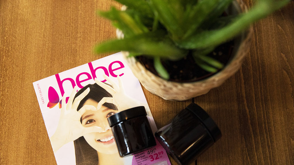 hebe koreańskie kosmetyki