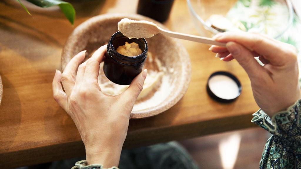 koreańskie kosmetyki dyi