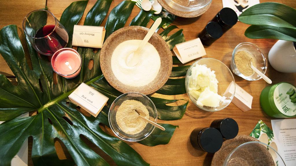 koreańskie składniki kosmetyków