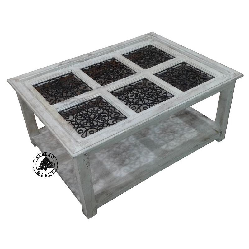 meble skandynawskie białe stół