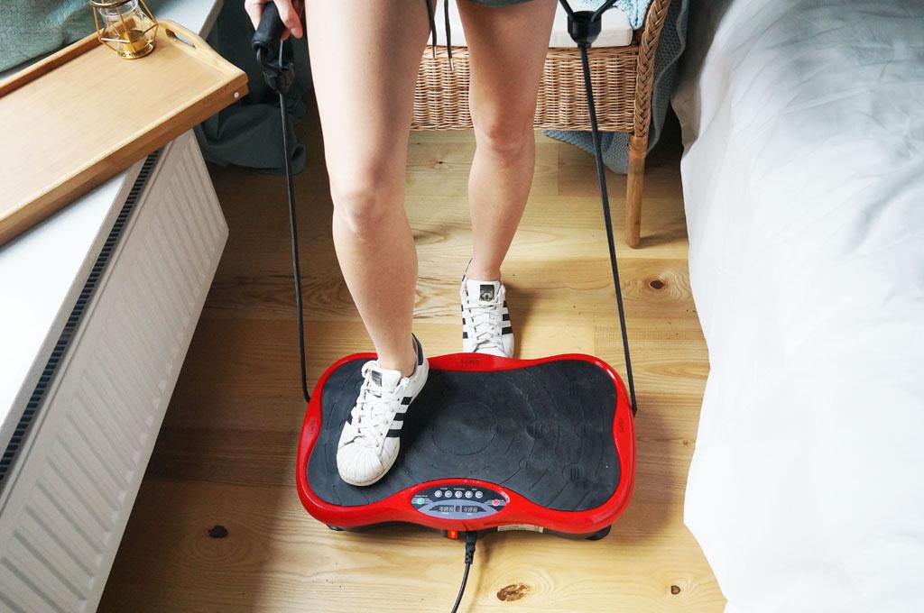 platforma do ćwiczeń