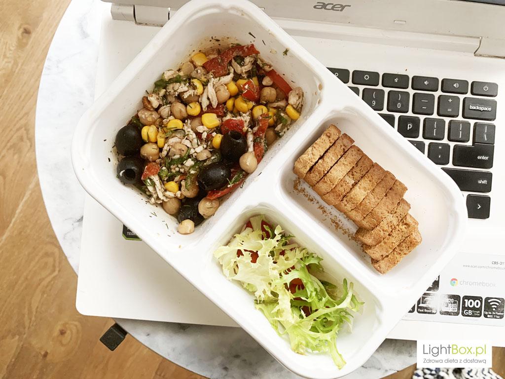 salatka dieta pudelkowa