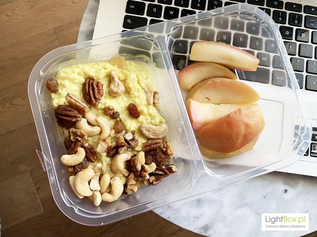 sniadanie dieta pudelkowa