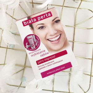 Jutro randka? Poznaj szybki sposób na białe zęby w 3 minuty!
