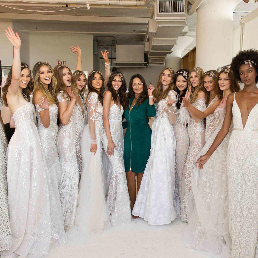 berta sukienki ślubne