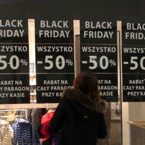 Black Friday 2019 – lista aktualnych zniżek do sklepów