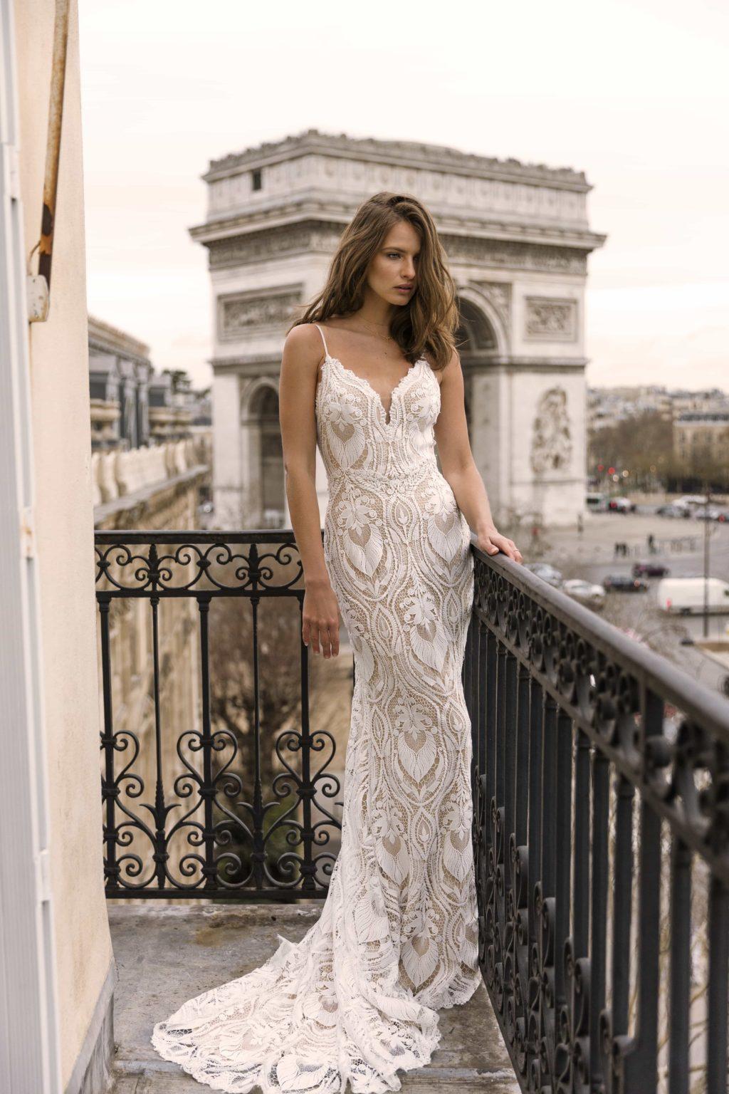 koronkowa suknia ślub