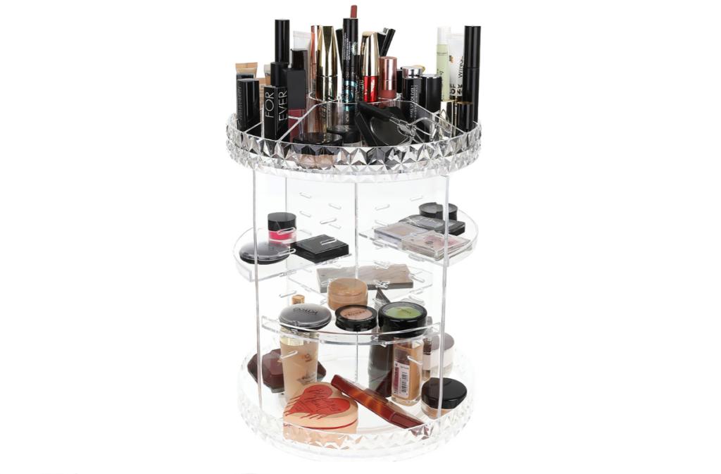 organizer do kosmetyków na prezent