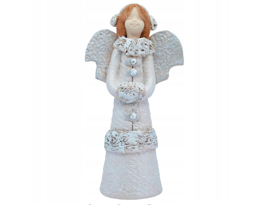 figurka anioła na prezent